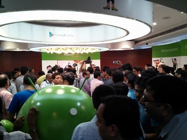 AndroidLand Opens In India