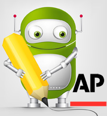 Associated Press Robot Writer