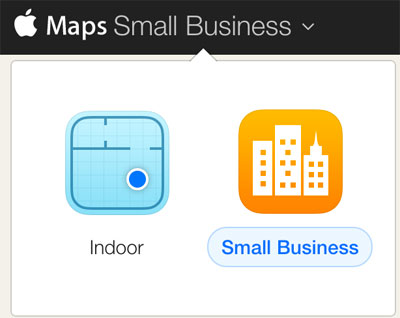 how to add a business to apple maps