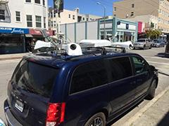 Apple Street View Car