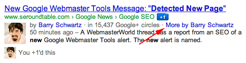 Google Authorship Link