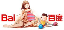 Baidu Mother's Day Logo 2013