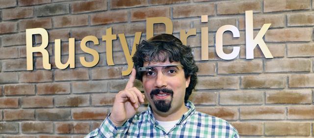 Barry Schwartz Google Glass