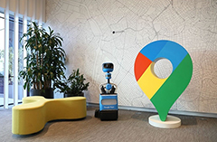 The New Google Maps Pin Statue