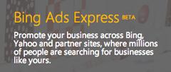 Bing Ads Express