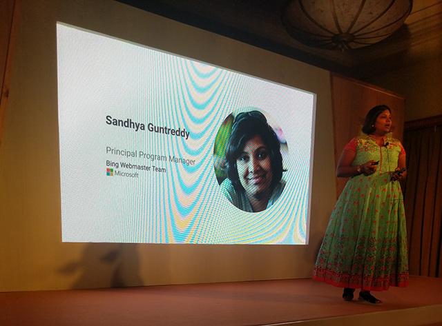 Bing Speaks At Google Webmaster Conference