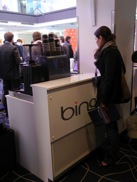 Bing Coffee Stand