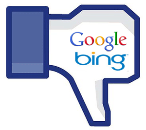 Google Bing Social Search & Content