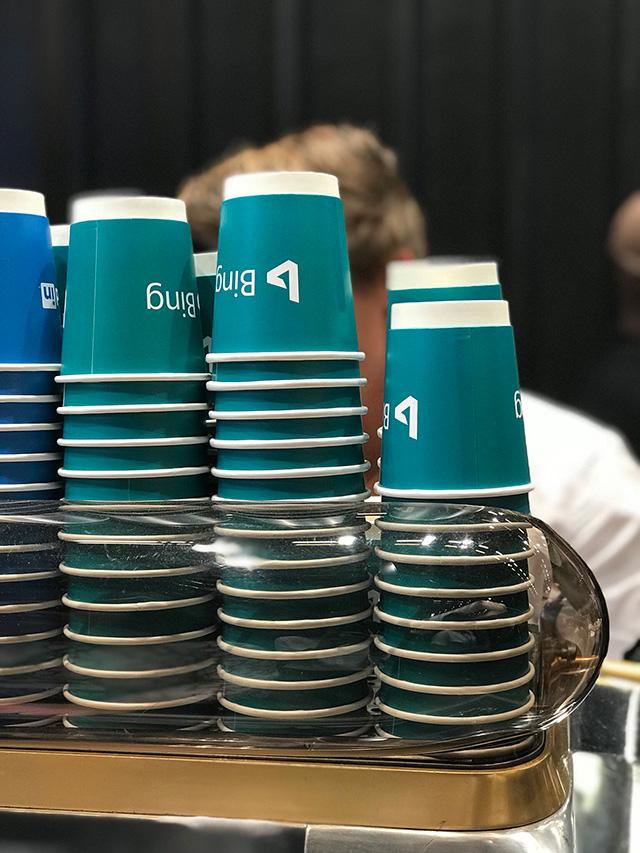 Bing Hot Cups