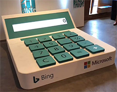 Massive Bing Calculator