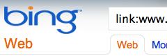 Bing Link Command