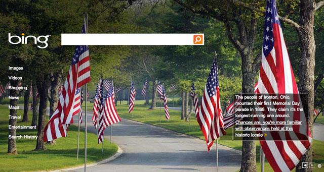 Bing Memorial Day