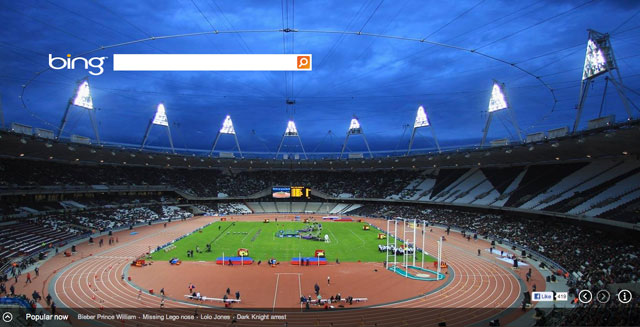 Bing Olympics Stadium