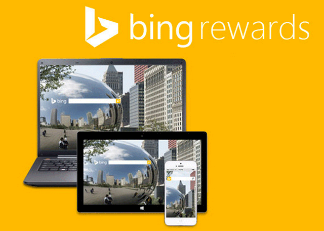 Bing Rewards Mobile