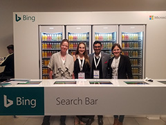 Bing Search Bar At SMX