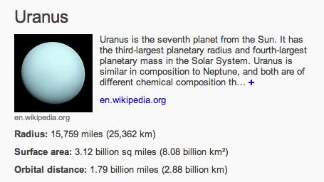 Bing Uranus