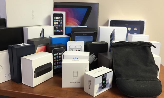 Tech Boxes