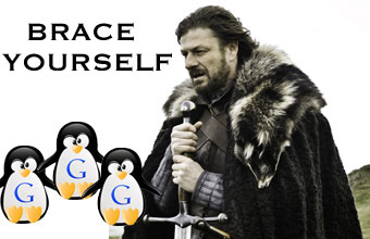 Brace Yourself For Google Penguin
