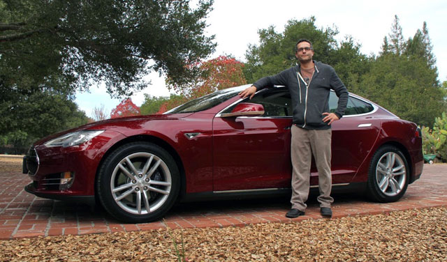 Google S Bradley Horowitz Buys A New Tesla Model S