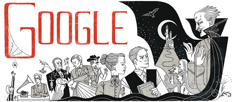 Google Dracula Logo