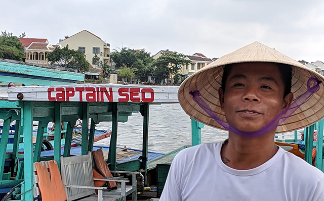 The Captain SEO From Vietnam