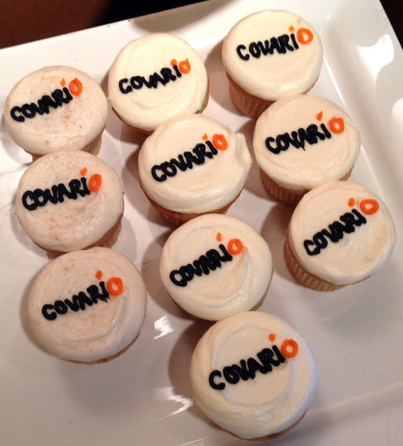 Covario Cup Cakes