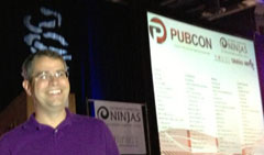 Matt Cutts PubCon
