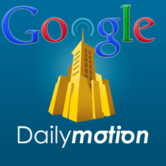 Daily Motion Faking Google