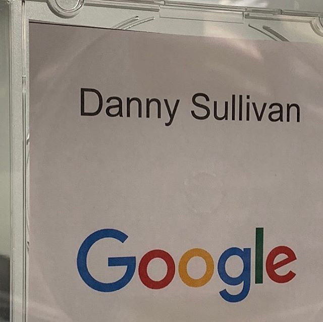 Google Gives New Employees A CD-ROM Case