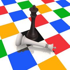 Google Chess Board