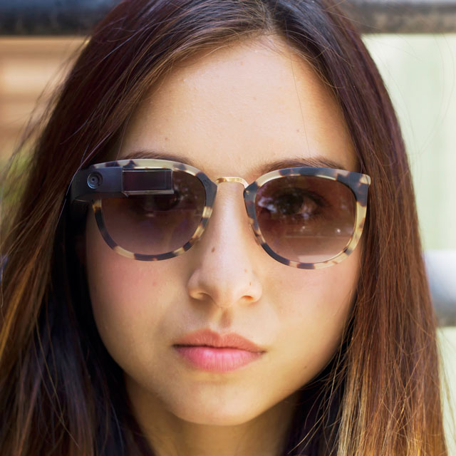 Designer Google Glass By Google