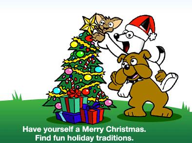 Dogpile Christmas 2011