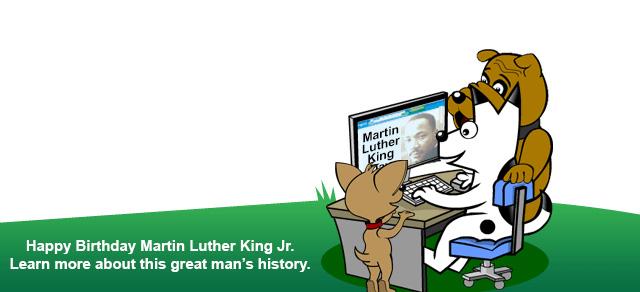 Dogpile MLK