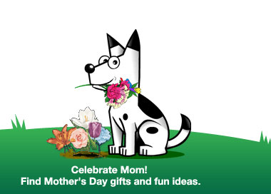DogPile 2012 Mother's Day Logo