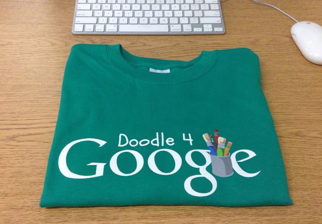 Doodle 4 Google T-Shirt