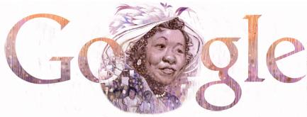 Dorothy Irene Height Google Logo