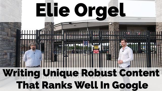 Elie Orgel