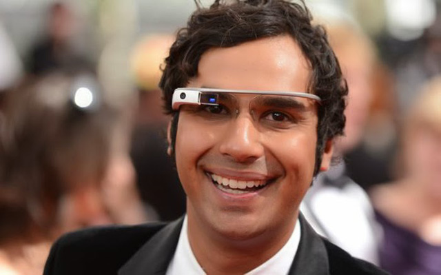 Google Glass At The Emmys