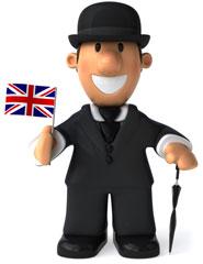 English Person