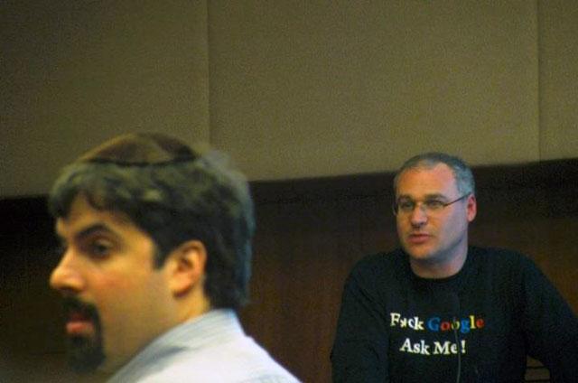 F#$% Google Shirt