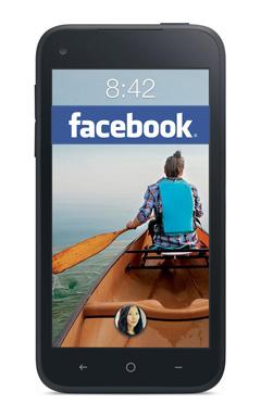 Facebook Home Phone