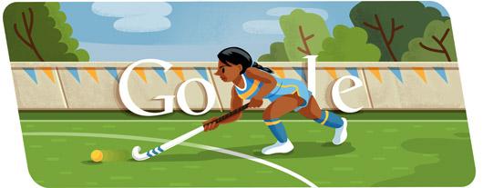 Google Hockey Logo