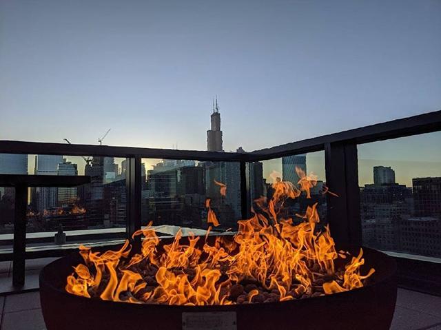 Google Chicago Fire Pit Photos