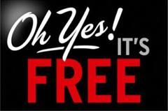 free hosts