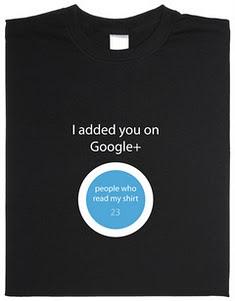 Google+ T-Shirt