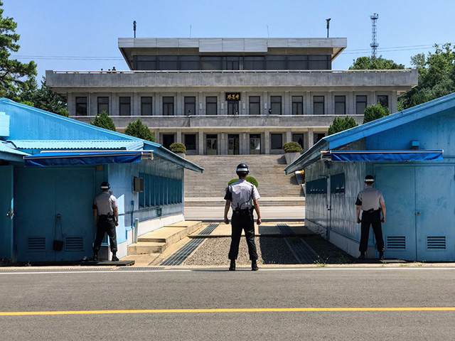 Gary Illyes From Google At Korean Demilitarized Zone DMZ