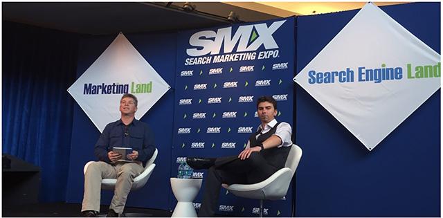 Gary Illyes Google & Danny Sullivan SMX