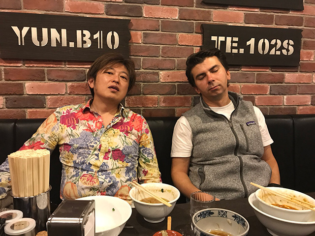Gary Illyes Passes Out From Too Much Japanese Food