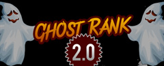 Ghost Rank 2.0 Logo