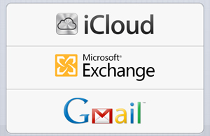 Gmail Exchange iOS Push